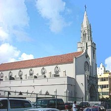 San Jorge Catholic Church - Ceremony Sites - Calle San Jorge 157, Santurce, PR