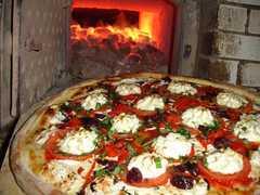 lombardi's - Restaurant - 32 Spring St, New York, NY, 10012