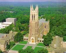 Duke Chapel, Ceremony Location - Ceremony - Chapel Drive, Duke University West Campus, Durham, NC, United States