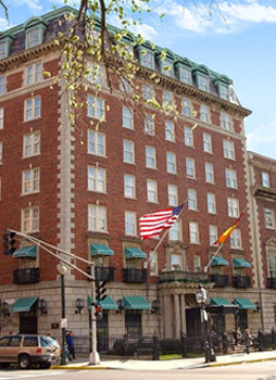 Eliot Hotel - Hotels/Accommodations - 370 Commonwealth Ave, Boston, MA, United States
