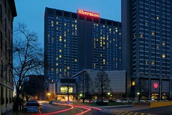 Sheraton Boston Hotel & Towers - Hotels/Accommodations - 39 Dalton Street, Boston, MA, United States