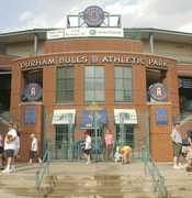 Durham Bulls Athletic Park - Attraction - 409 Blackwell Street, Durham, NC, United States