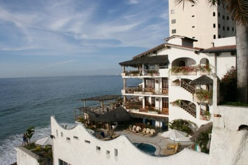 Hotel Playa Fiesta Beach Club - Ceremony Sites, Hotels/Accommodations, Officiants, Wedding Day Beauty - Puerto Vallarta, JAL, Mexico