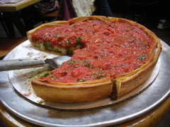 Zachary's Chicago Pizza - Restaurant - 1853 Solano Ave, Berkeley, CA, United States