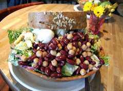 Cafe Intermezzo - Restaurant - 2442 Telegraph Ave, Berkeley, CA, United States
