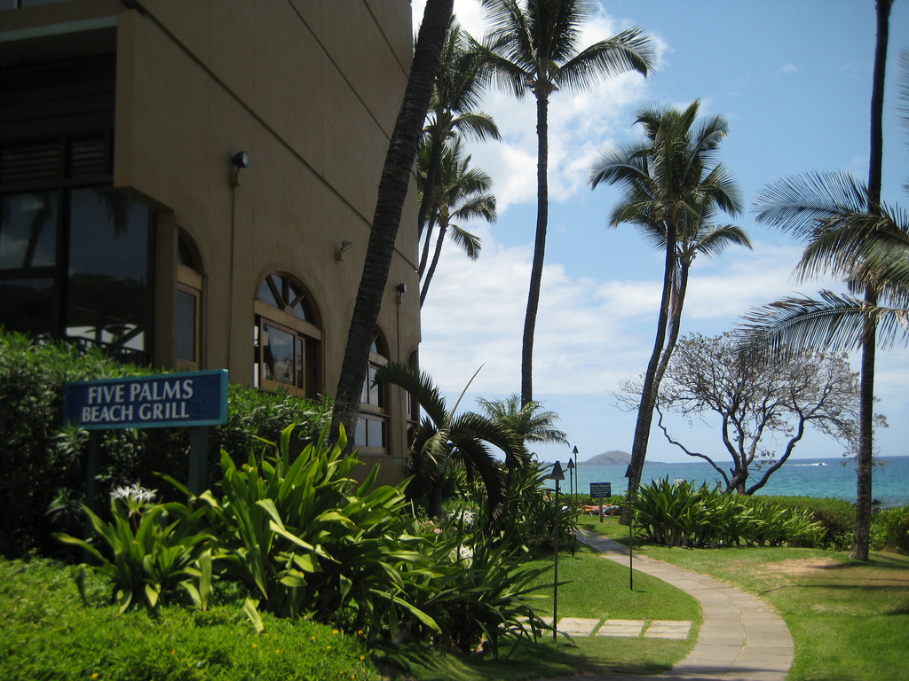 Five Palm Restaurant - Waitstaff Services Vendor - 2960 S Kihei Rd, Kihei, HI, 96753, US