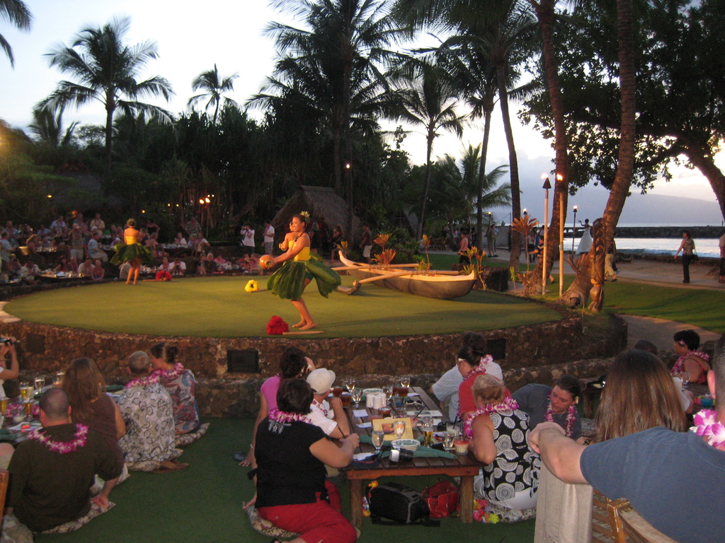 Old Lahaina Luau - Reception Sites - 1287 Front St, Lahaina, HI, 96761, US