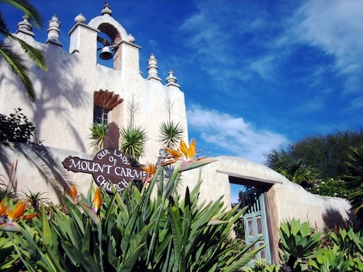 Our Lady Of Mount Carmel Church - Ceremony Sites - 1300 E Valley Rd, Santa Barbara County, CA, 93108, US