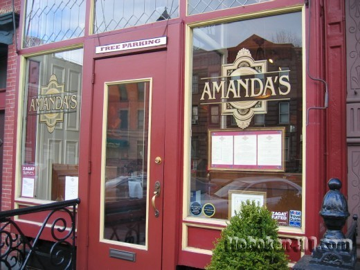 Amanda's - Reception Sites, Restaurants - 908 Washington Street, Hoboken, NJ, 07030