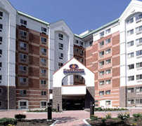 Candlewood Suites Jersey City - Hotel - 21 2nd Street, Jersey City, NJ, United States