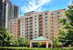 Marriott Courtyard - Hotel - 540 Washington Blvd, Jersey City, NJ, 07310