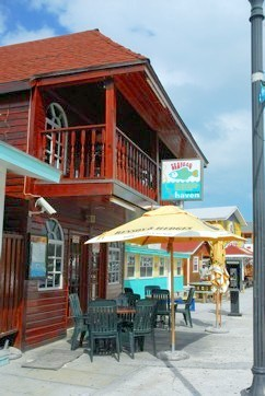 Nassau Fish Fry - Attractions/Entertainment, Restaurants - Arawak Cay, Nassau, Bahamas