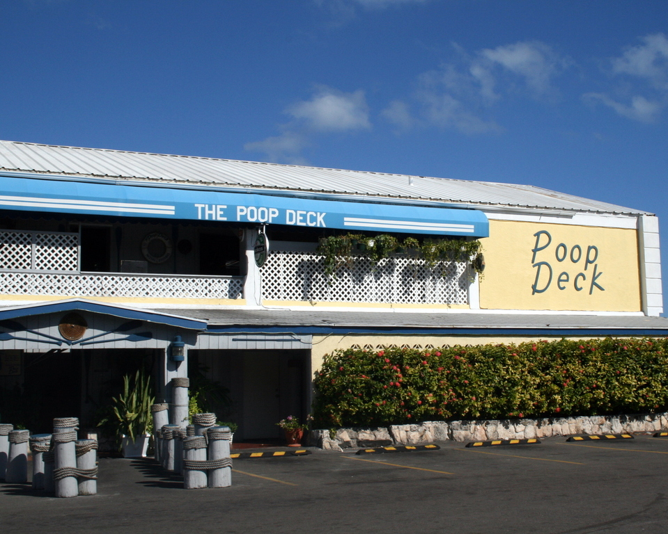 Poop Deck - Restaurants - Eastern Road, Nassau, Bahamas