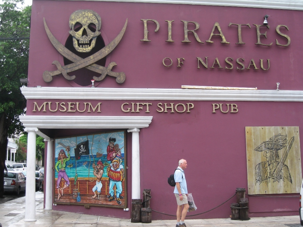 Pirates Of Nassau - Attractions/Entertainment - Nassau, Bahamas