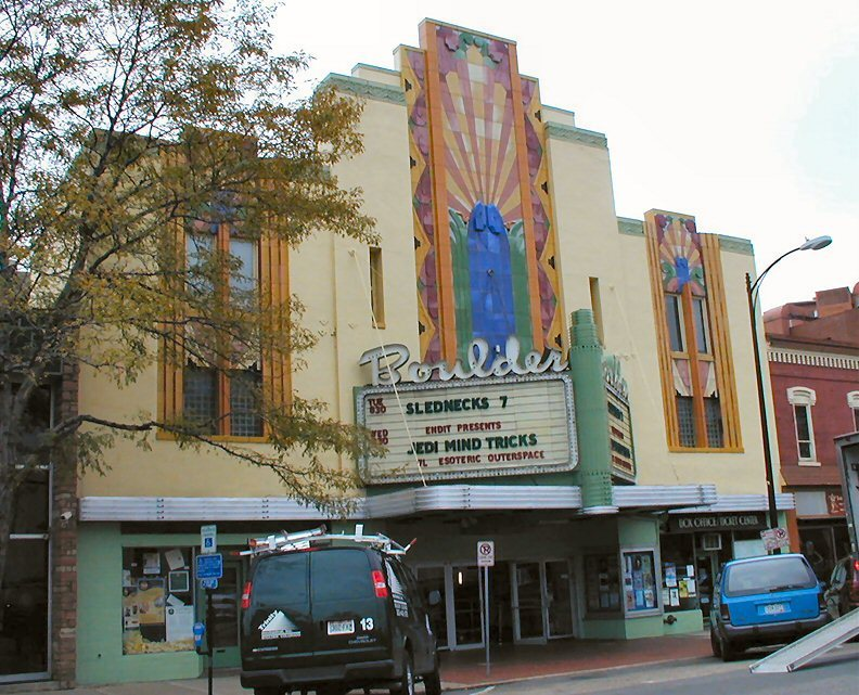 The Boulder Theater - Ceremony Sites, Attractions/Entertainment - 2032 14th St, Boulder, CO, United States