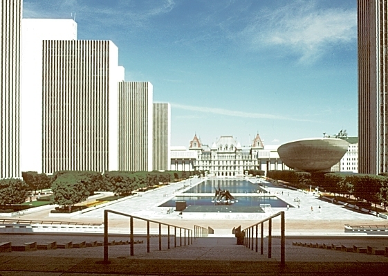 Empire State Plaza - Attractions/Entertainment - 40 N Pearl St, Albany, NY, United States