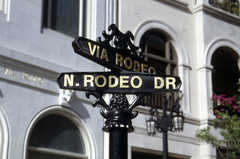 Rodeo Drive - Attraction - Rodeo Dr, Beverly Hills, CA, 90212, US