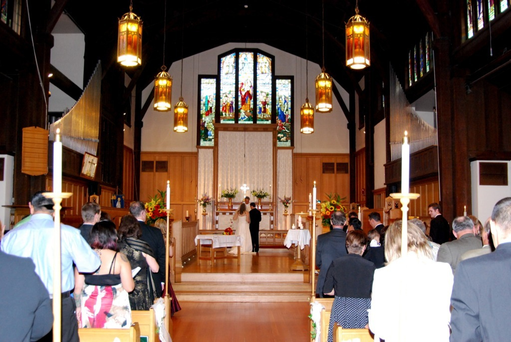 St. Marys Kerrisdale - Ceremony Sites - 2490 W 37th Ave, Vancouver, BC, V6M, CA