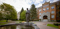 Gonzaga University - Attraction - 502 E Boone Ave, Spokane, WA, United States