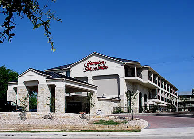 Hampton In & Suites - Hotels/Accommodations - 515 East Main Street, Fredericksburg, TX, United States
