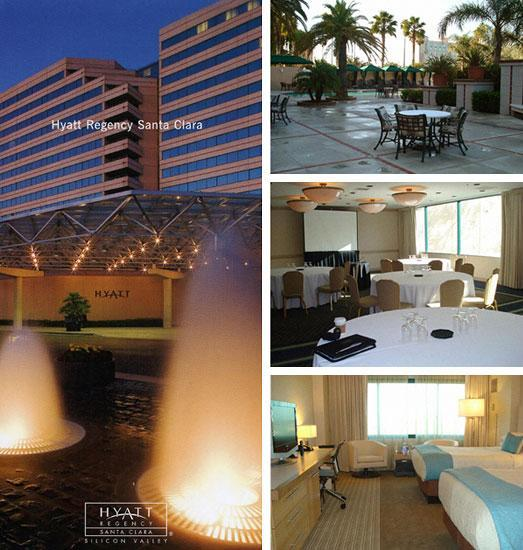 Hyatt Regency - Hotels/Accommodations, Reception Sites - 5101 Great America Pkwy, Santa Clara, CA, 95054