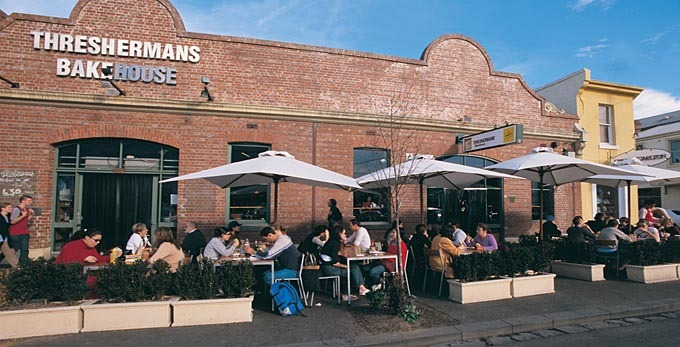 Lygon St, Carlton - Restaurants - Lygon St, Carlton