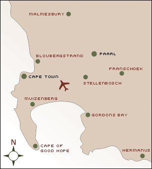Oak Tree Lodge - Hotels/Accommodations - 32 Main Street , Paarl , Western Cape, 7646, South Africa