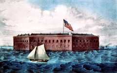 Fort Sumter - Attraction - Fort Sumter, US