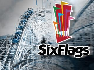 Six Flags America - Attractions/Entertainment - 13710 Central Ave, Upper Marlboro, MD, 20774