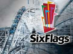 Six Flags America - Entertainment - 13710 Central Ave, Upper Marlboro, MD, 20774