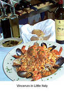 Vincenzo Ristorante Italiano - Restaurants - 1702 India St, San Diego, CA, United States