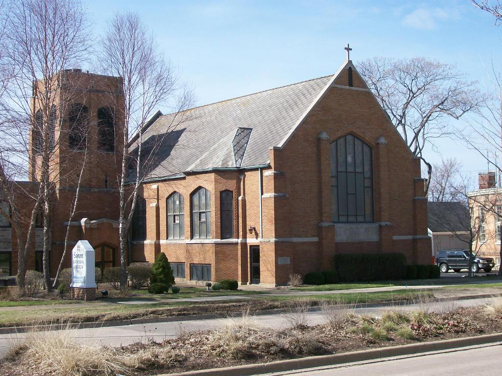 Saron Luthern Church - Ceremony Sites - 510 Main St. , St. Joseph , MI