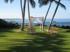 White Orchid Beach House - Ceremony - 7010 Makena Rd, Kihei, HI, 96753