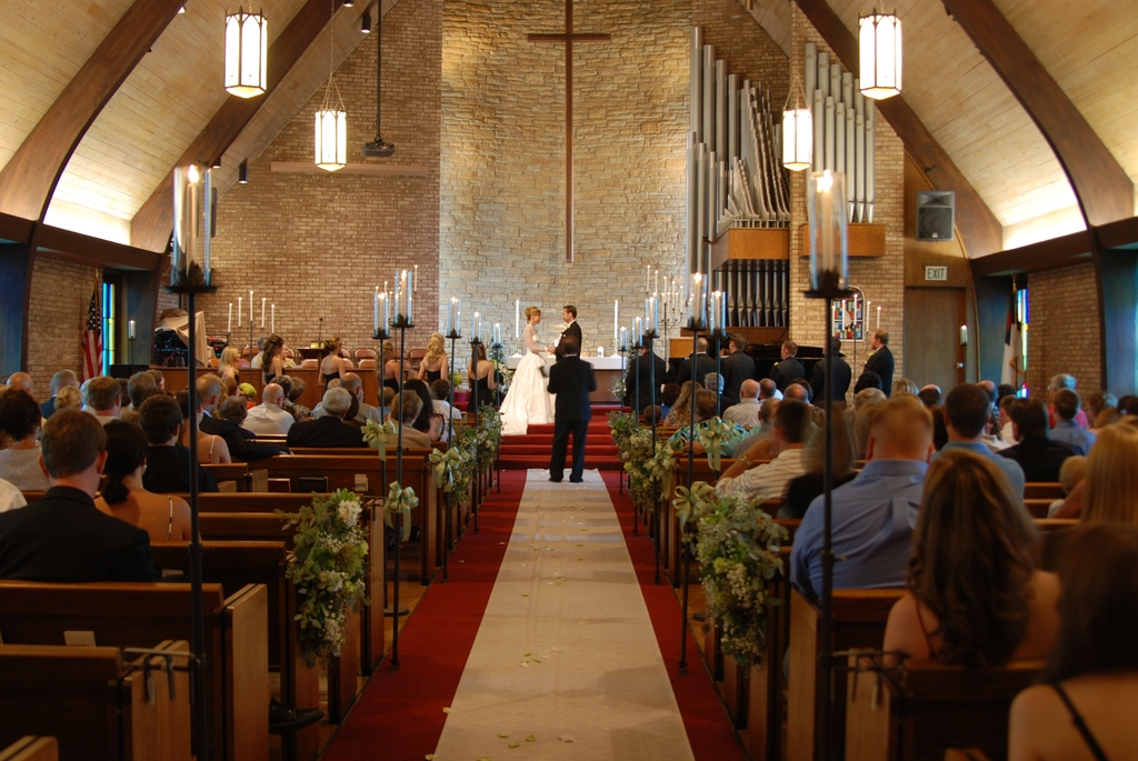 Plainfield United Methodist - Ceremony Sites - 600 Simmons St, Plainfield, IN, 46168, US
