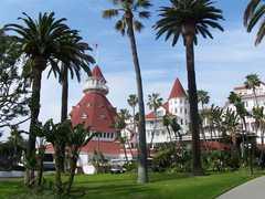 The Hotel Del Coronado - Attractions - 1500 Orange Ave., Coronado, CA, 92118, USA