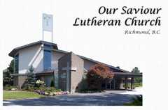 Our Saviour Lutheran Church - 3 pm - Ceremony - 6340 No. 4 Road, Richmond, BC, Canada