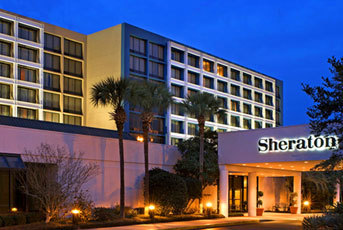 Sheraton Hotel North Charleston - Convention Center - Hotels/Accommodations - 4770 Goer Drive, Charleston, SC, United States