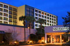 Sheraton Hotel North Charleston - Convention Center - Hotel - 4770 Goer Drive, Charleston, SC, United States