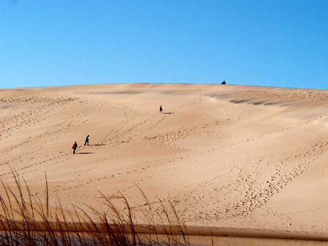 Jockey's Ridge State Park - Attractions/Entertainment - 300 West Carolista Drive, Nags Head, NC, United States