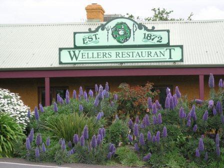 Wellers Restaurant & Bar - Restaurants, Reception Sites - 150 Eltham Yarra Glen Rd, Kangaroo Ground, VIC, 3097, AU