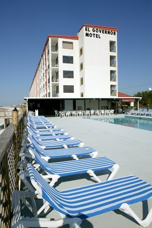 "El Govenor Motel ""annex"" - Hotels/Accommodations, Ceremony & Reception - 1701 Highway 98, Mexico Beach, FL, United States"