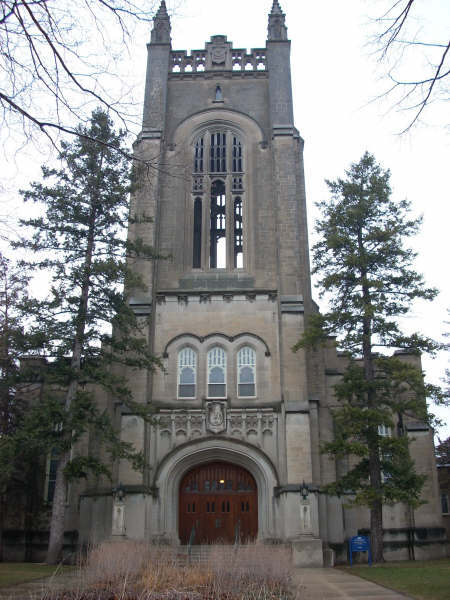 Skinner Memorial Chapel - Ceremony Sites - 