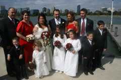 Kathy and Gerry's Wedding in Taylors Lakes, VIC, Australia