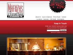 Mafiaoza's - Rehearsal Lunch/Dinner, Restaurants - Nashville, TN
