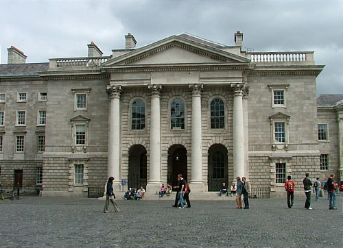 Trinity College Chapel - Ceremony Sites - College St, Dublin, IE