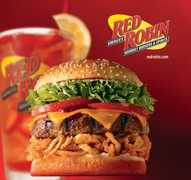 Red Robin - Restaurants - 1002 Supermall Way, Auburn, WA, 98001