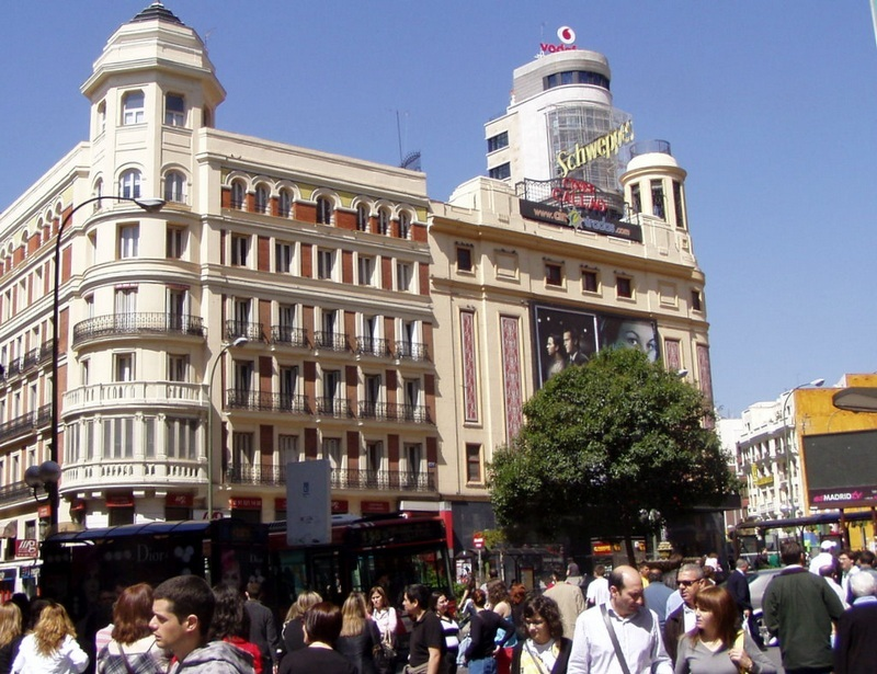 Shopping Area - Callao/gran Via - Shopping - Callao, ES