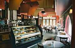 Cafe Intermezzo - Restaurant - 1845 Peachtree Rd NE, Atlanta, GA, United States