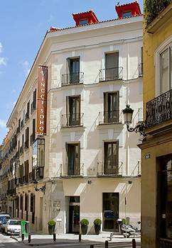 Vincci Soho Hotel - Hotels/Accommodations - 16 Calle del Prado, Madrid, Madrid, 28014, ES
