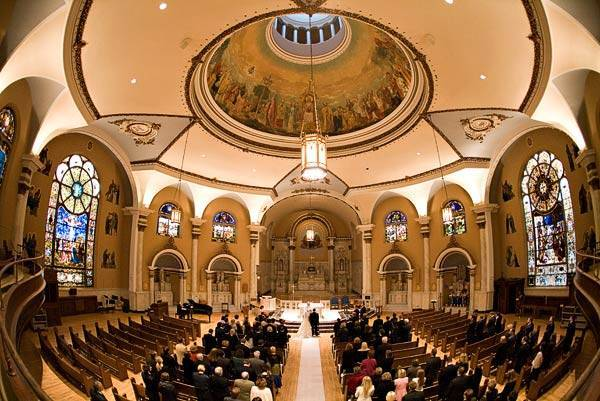 Notre Dame De Chicago - Ceremony Sites - 1334 W Flournoy St, Chicago, IL, 60607, US